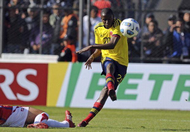 Adrian Ramos wurde endlich wieder für die kolumbianische Nationalmannschaft nominiert
