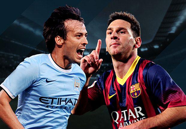 Manchester City - Barcelona: Sigue en vivo la Champions League en Goal
