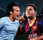 دوري الأبطال   رقميًا، من كان الأفضل في دور المجموعات مان سيتي أم برشلونة؟