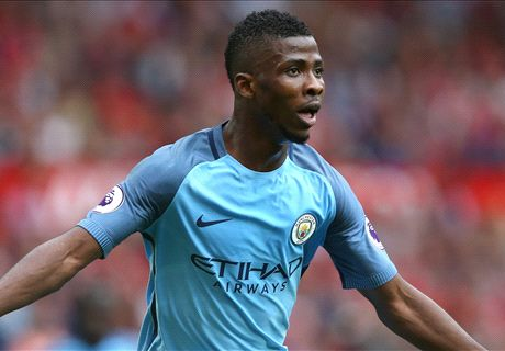 Iheanacho's City held by Celtic