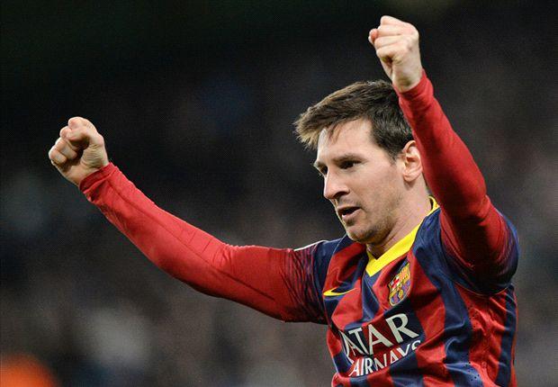 Manchester City 0-2 Barcelona: Lionel Messi y Dani Alves hacen soñar con los cuartos de final