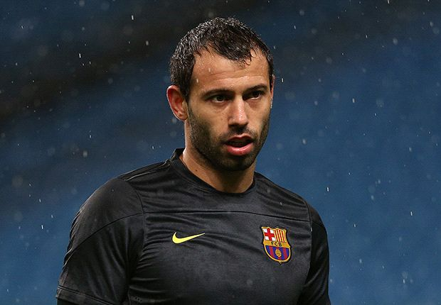 Mascherano: Champions League qualification in Barcelona's hands