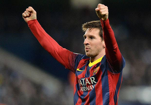 Messi: Barcelona isn't past Man City yet