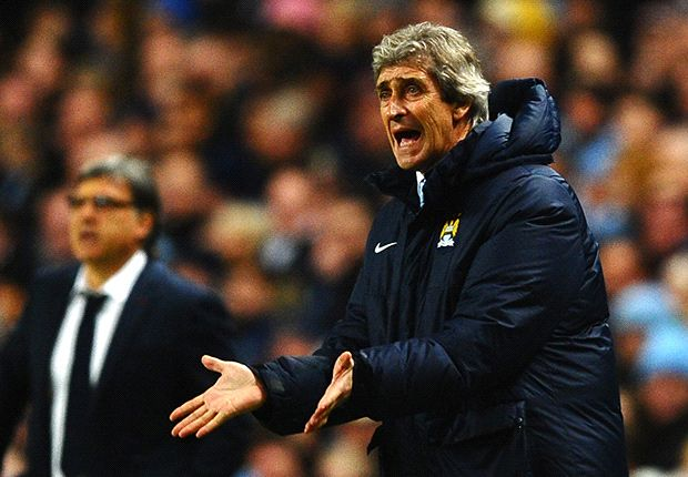 Uefa charges Pellegrini over post-match comments