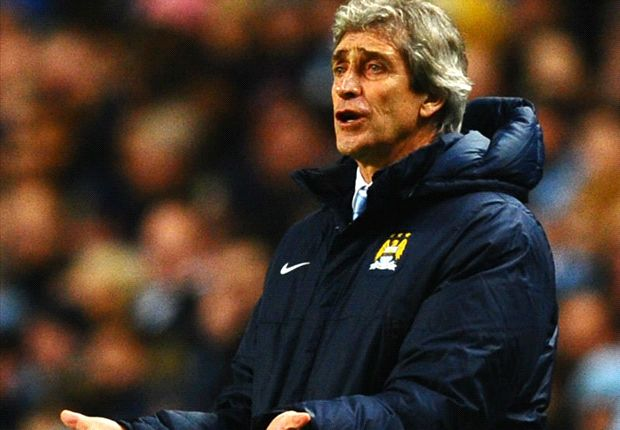 Pellegrini: Dzeko & Negredo had bad days