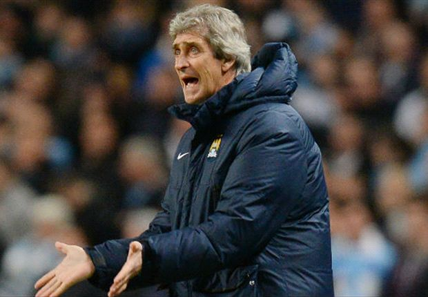 Pellegrini: Manchester City must learn from Liverpool collapse against Crystal Palace