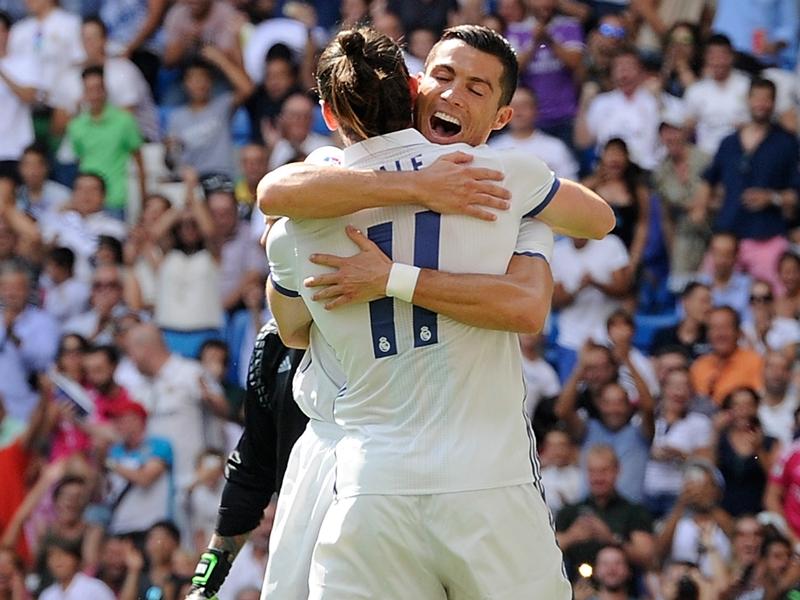 Allarme Real Madrid: Bale e Ronaldo saltano lEspanyol