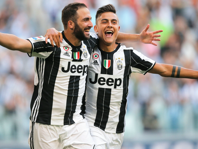 Juventus in HD? Quasi: zero passaggi tra Higuain e Dybala