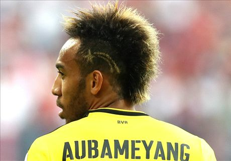 Aubameyang destined to play for Madrid