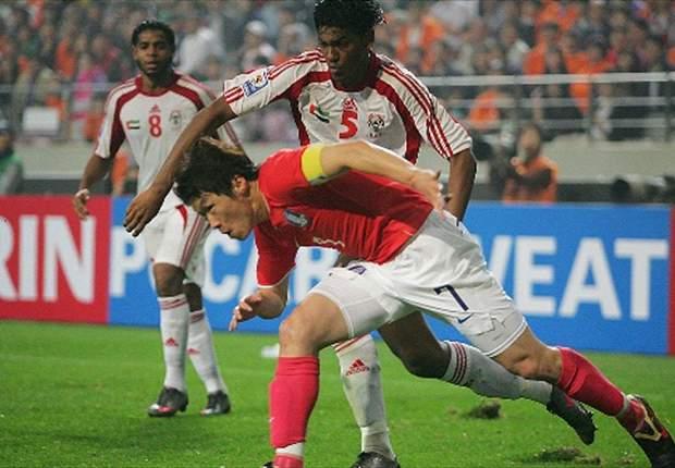 Player Ratings: South Korea 4 - 1 UAE