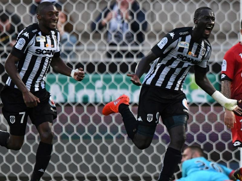 Bastia - Angers (1-2), Diedhiou offre le succès au SCO