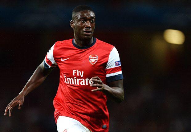 """Arsenal, Sanogo """"pas perturbé"""" par les critiques"""
