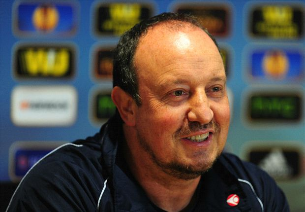 Napoli will play like it's the Champions League, says Benitez
