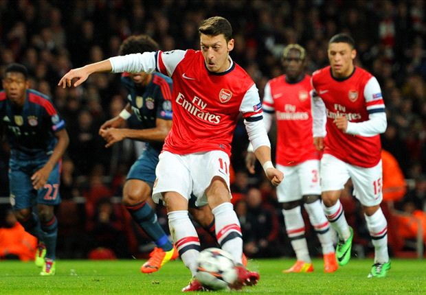 Goal readers tell Arsenal to drop out-of-form Ozil