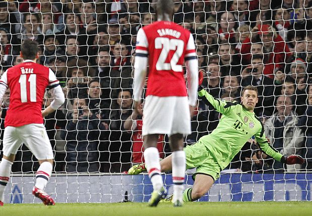 Neuer: I knew how Ozil would take a penalty