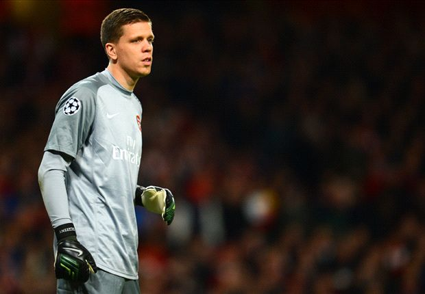 Szczesny eyes FA Cup final start