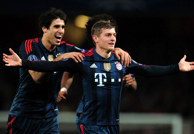 Kroos's brother hints at Manchester United move for Bayern Munich star