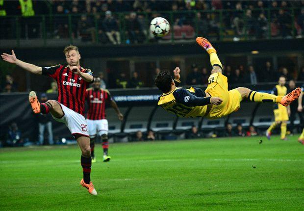AC Milan 0-1 Atletico Madrid: Late Costa strike stuns San Siro