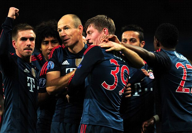 Manchester United - Bayern: The biggest heavyweight mismatch in Champions League history?