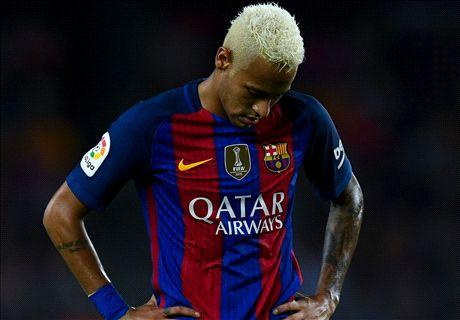 Perplejos por el cerco legal a Neymar