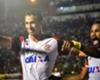 Fernandinho Leandro Damião Vitória Flamengo Brasileirão 10092016
