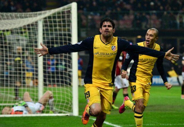 Asalto a San Siro con Diego Costa a la cabeza