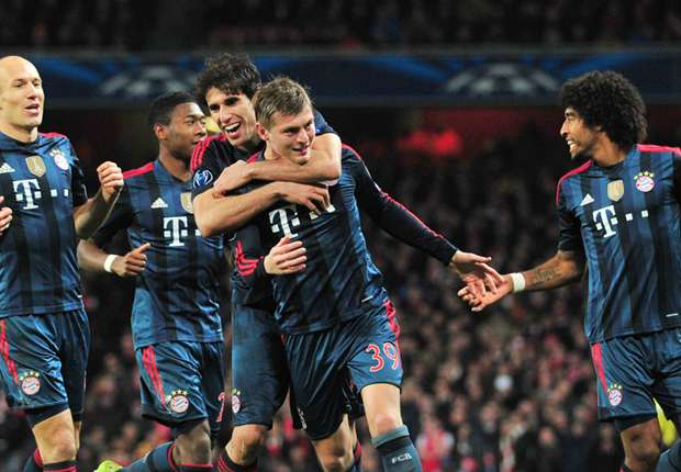 Manchester United target Kroos admits 'much is possible'