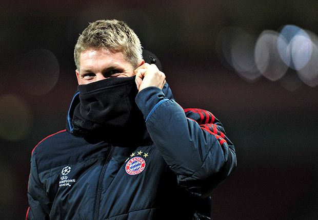 Sammer: Schweinsteiger will be fit for World Cup