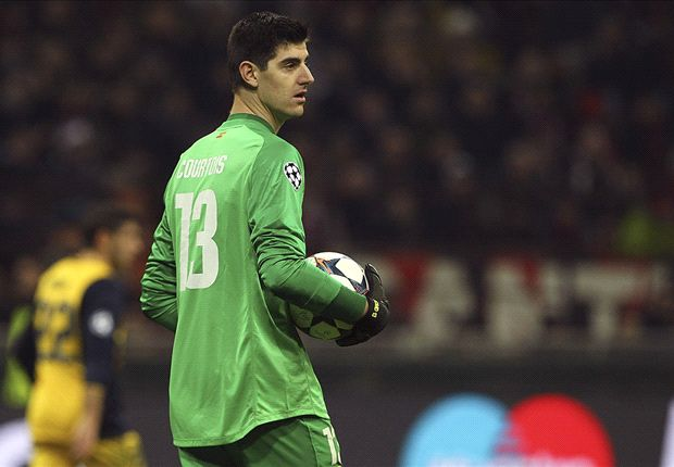 Courtois to decide between Chelsea and Atletico 'next week'