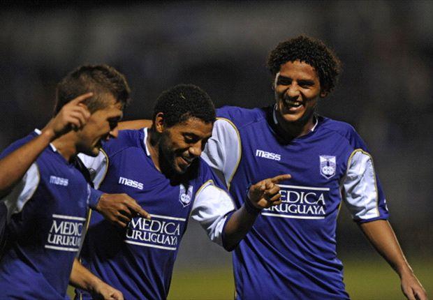 Defensor Sporting ganó en Montevideo