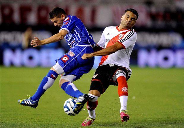 River buscará prenderse a los de arriba ante Godoy Cruz en Mendoza.