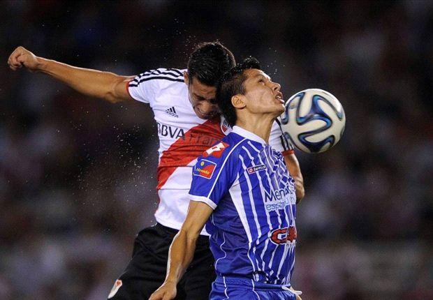 En la última jugada, Godoy Cruz encontró el triunfo ante River