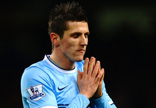 'He was not up to it' - Jovetic backs Pellegrini's complaints over Swedish referee