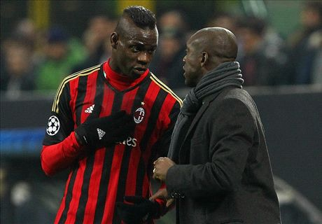 Balotelli will have to play through pain, says Seedorf