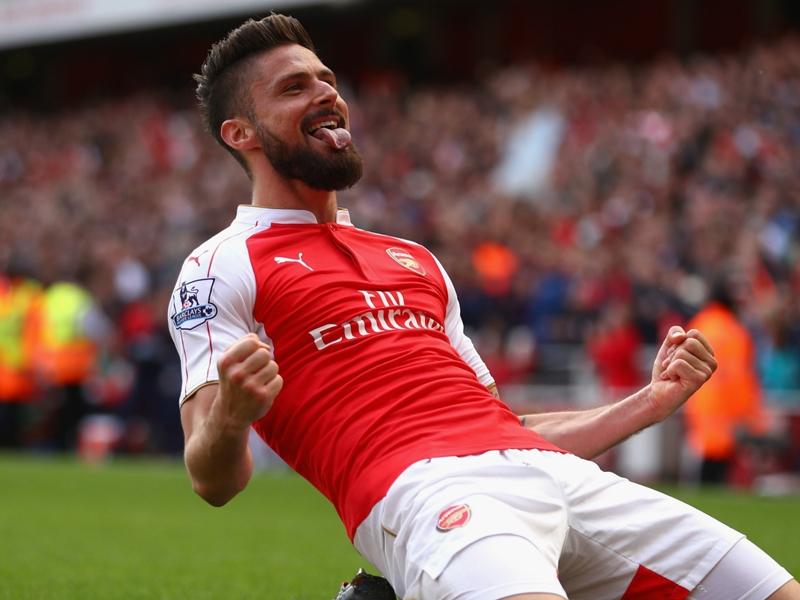 "Arsenal, Wenger : ""Je suis un admirateur de Giroud"""