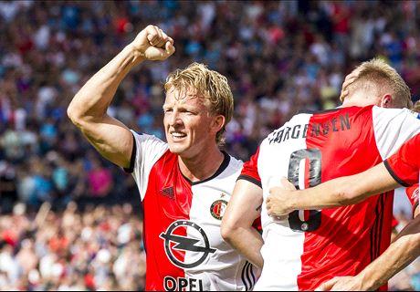 Feyenoord langs ADO Den Haag
