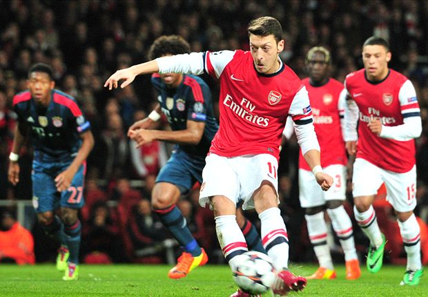 Wenger: Arsenal must give Ozil time to recover from penalty miss