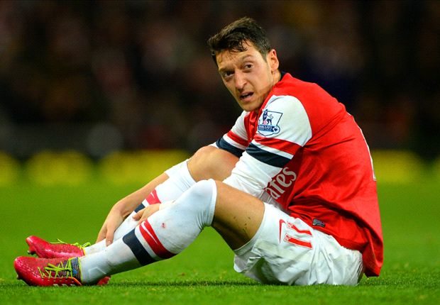 Ballack blasts Arsenal flop Ozil: He has regressed