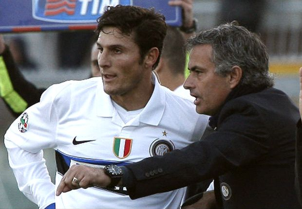Zanetti: I love Mourinho but I'm not moving