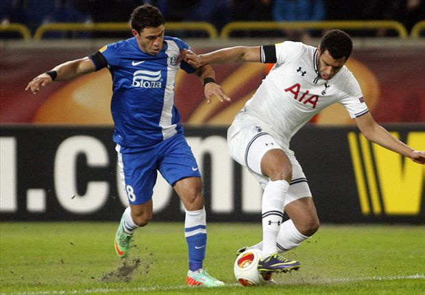 Dnipro 1-0 Tottenham: Konoplyanka makes Spurs pay for missed chances