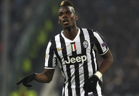 Paris Saint-Germain and Juventus meet over Pogba