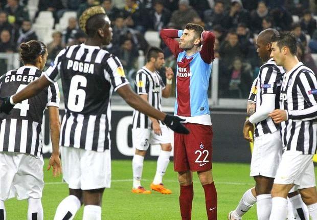 Trabzonspor - Juventus Preview: Bianconeri take two-goal lead to Turkey