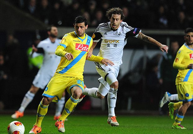 Napoli-Swansea City Preview: Swans aim to create history in Europe