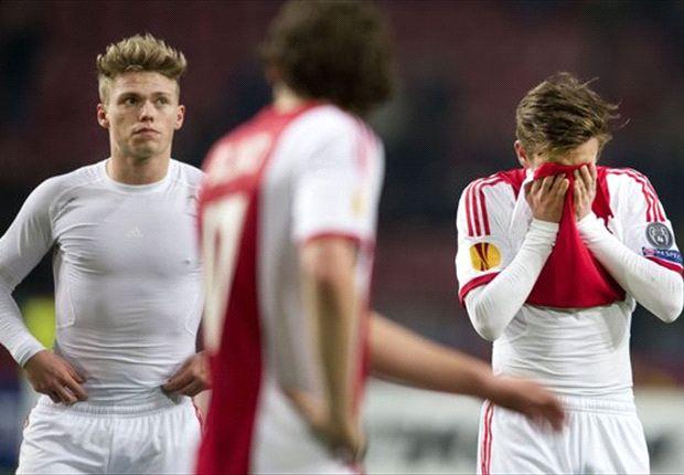 Europa League: Ajax-Blamage daheim, Lazio schwach, Juve legt gegen Trabzon vor