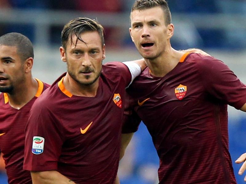 Niente big match per Totti: con Spalletti in campo solo 87 minuti