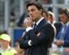 Montella: A big test awaits Milan