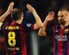 Iniesta: Mascherano ist nicht schuld an Barca-Niederlage