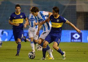 Lucas Albertengo, una de las revelaciones en el fútbol argentino en las últimas temporadas, recibió sondeos de España en el último año.