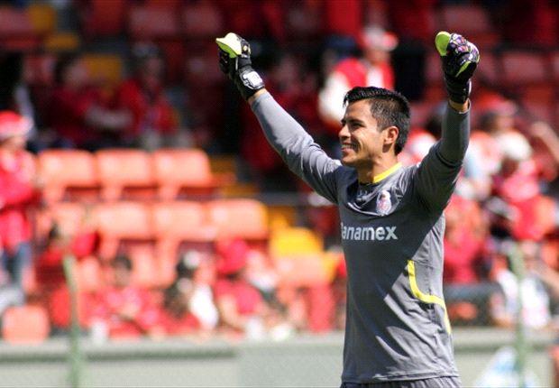 Alfredo Talavera focusing on Toluca as El Tri GK battle rolls on