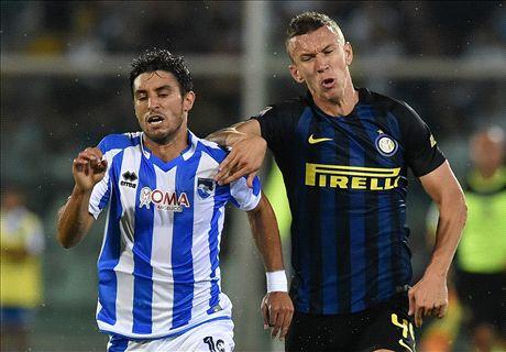Ratings: Pescara 1-2 Inter